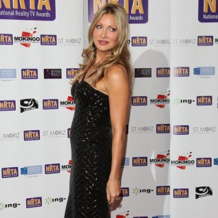 Caprice 'cannot wait' for Dancing on Ice return