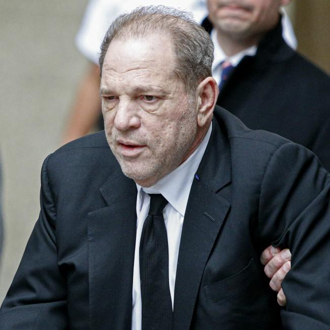 Harvey Weinstein's former assistant wore two pairs of tights to work