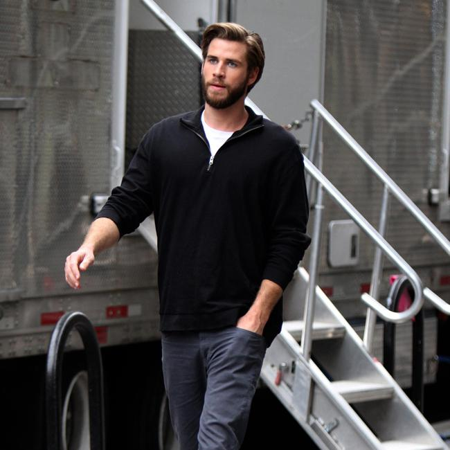 Liam Hemsworth is 'serious' about his new beau