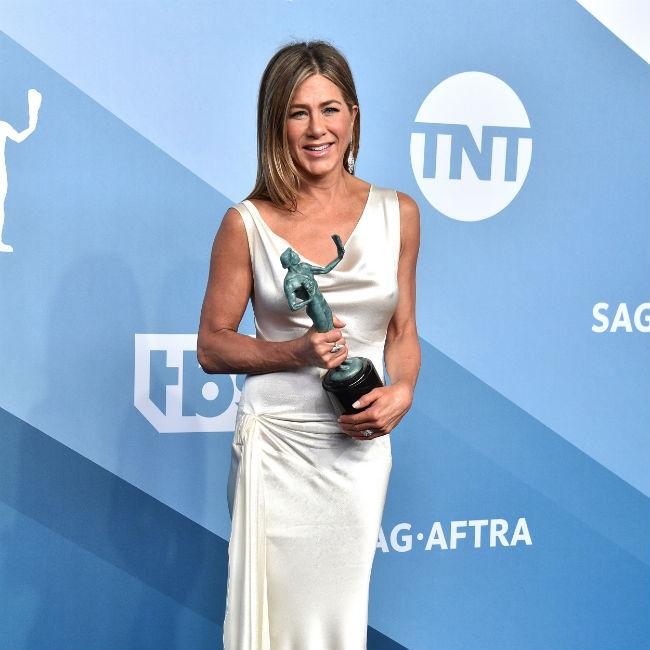 Jennifer Aniston left shaking after win