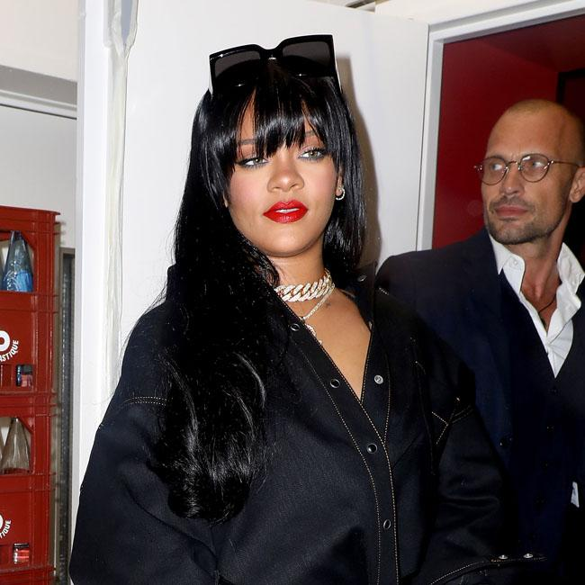 Rihanna splits from Hassan Jameel?