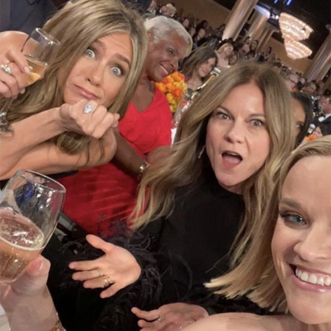 Reese Witherspoon asked Beyonce for a glass of champagne