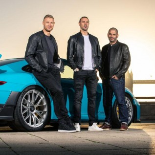 Top Gear's Paddy McGuinness teases terrible toilet spin-off
