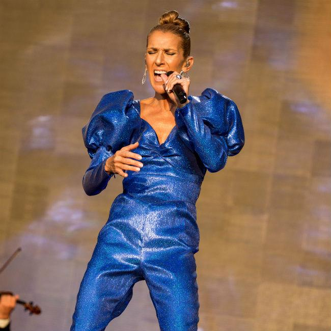 Celine Dion mourns late mother