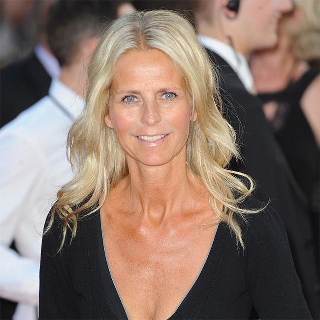 Ulrika Jonsson hates her boobs