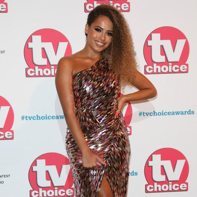 Amber Gill loves 'kind' Laura Whitmore as Love Island host