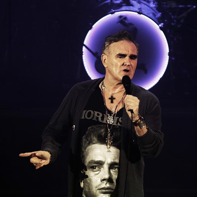 Morrissey drops duet with Motown star Thelma Houston