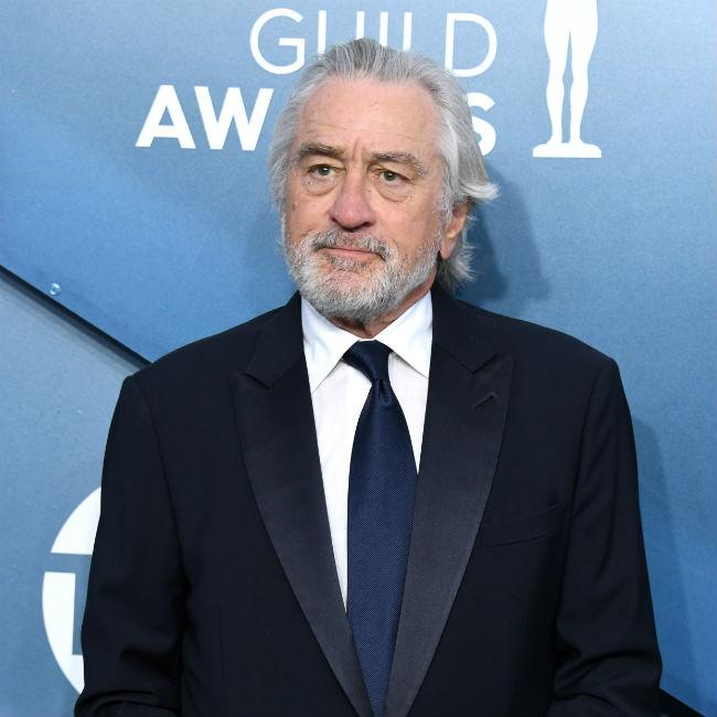 Robert De Niro slams political climate in SAG speech