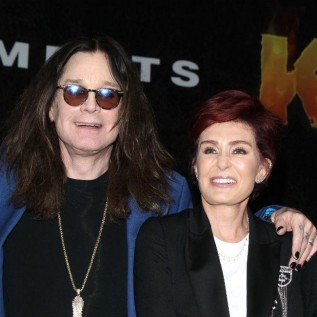 Sharon Osbourne thanks fans for 'love' after announcement