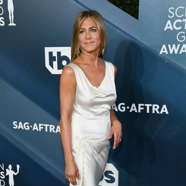 Jennifer Aniston says support 'means everything'