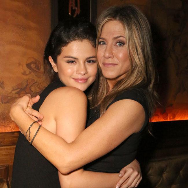 Selena Gomez's 'heart stopped' when she met Jennifer Aniston