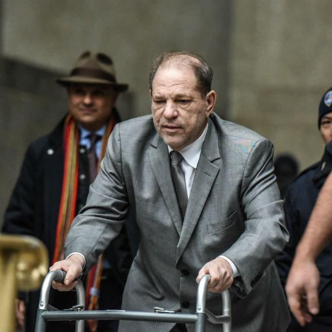 Harvey Weinstein claims there are 'stealth jurors' on case