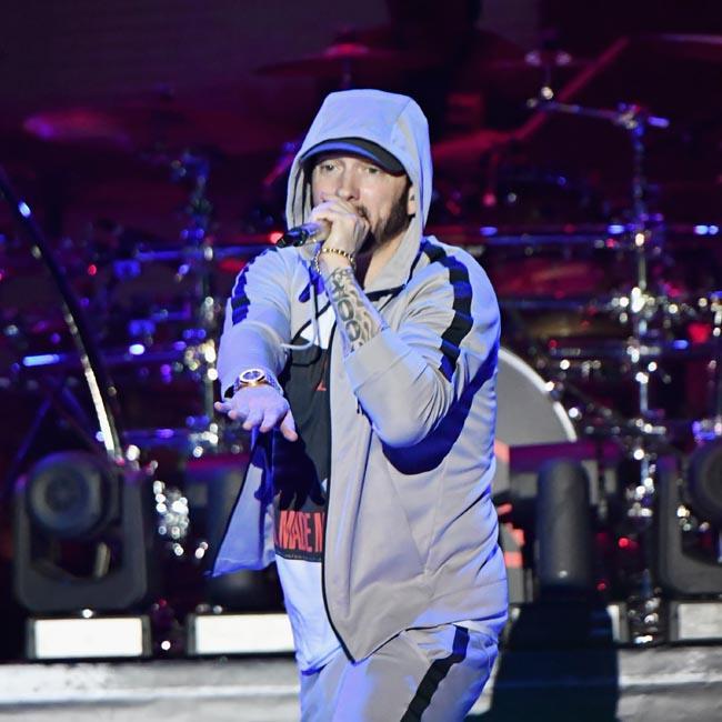 Eminem under fire for 'distasteful' lyric about Ariana Grande concert bombing