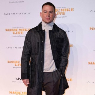 Channing Tatum: Being a single dad is scary