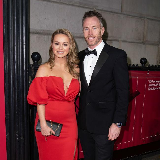James and Ola Jordan never told parents about baby struggles