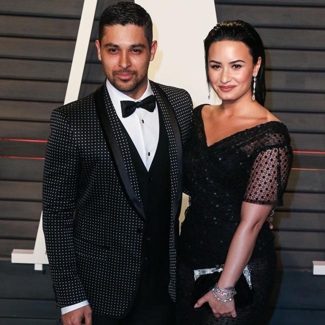 Demi Lovato is 'happy' for engaged Wilmer Valderrama