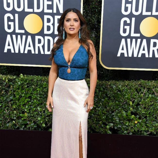 Salma Hayek praises Antonio Banderas for first ever Oscar nomination
