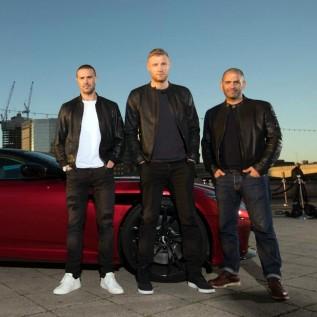 Top Gear's Chris Harris only has 'one nipple'