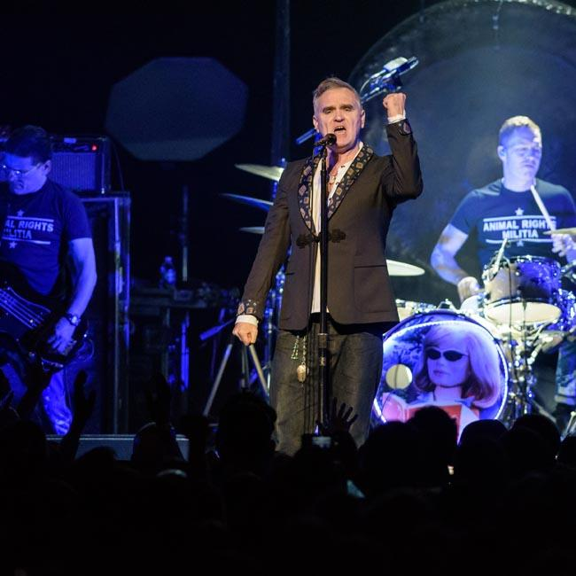 Morrissey announces two March UK gigs