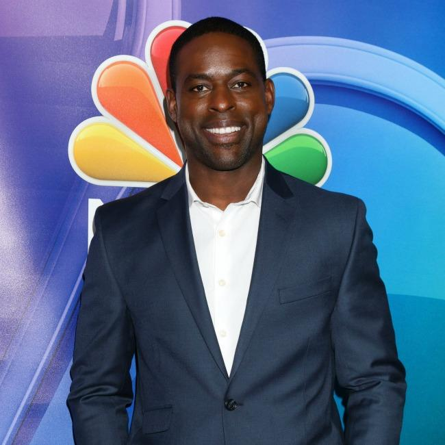 Sterling K. Brown proud to have therapy