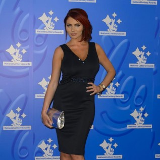 Amy Childs opens up about depression battle