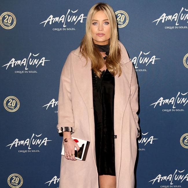 Laura Whitmore pays tribute to Caroline Flack