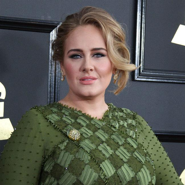 Adele's found a fitness 'groove'