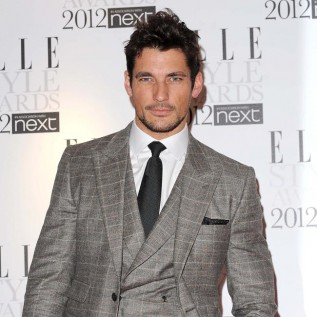 David Gandy's life revolves around his baby daughter