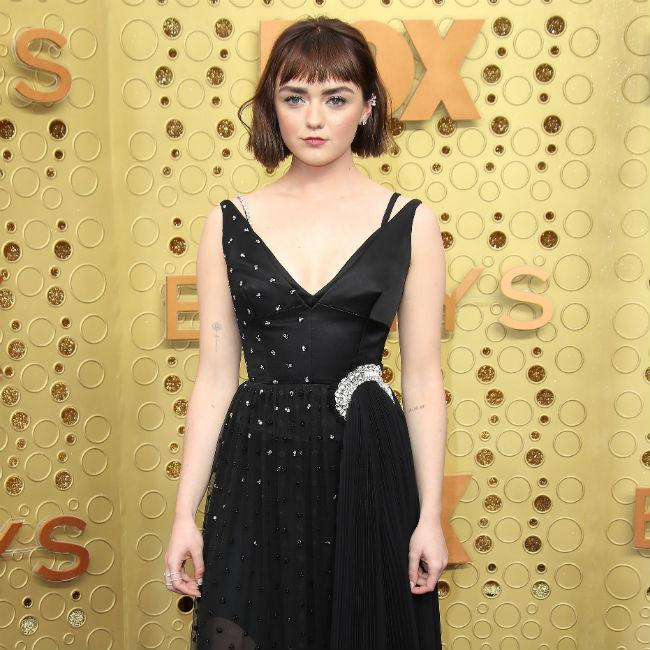 Maisie Williams rubbishes Game of Thrones ending rumours