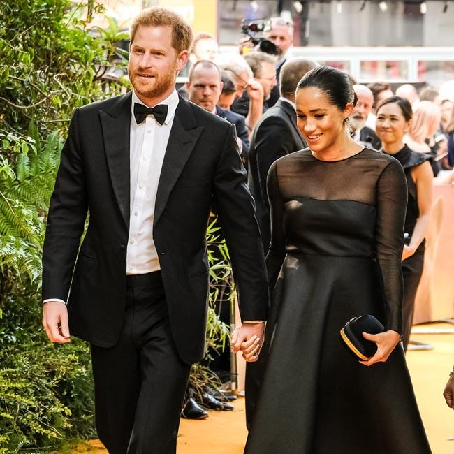 Prince Harry and Duchess Meghan 'axe 15 members of UK staff'