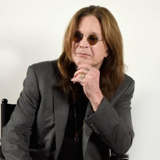Ozzy Osbourne won't let Parkinson's stop him
