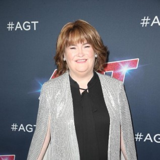 Susan Boyle refuses to say if she's single or not