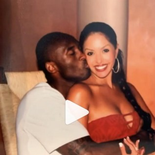 Vanessa Bryant pays tribute to late husband Kobe Bryant on Valentine's Day