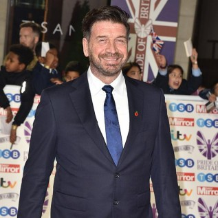 Nick Knowles is single again