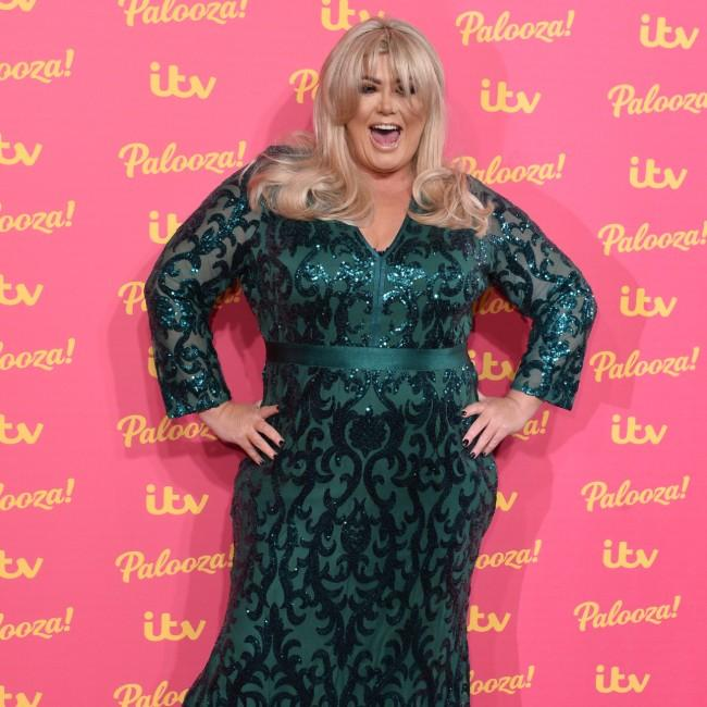 Gemma Collins inspired by Adele's weight loss