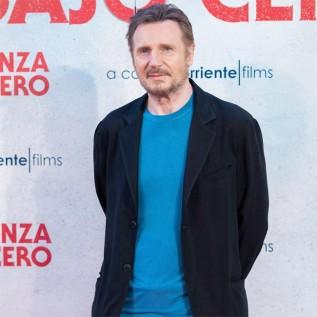 Liam Neeson done with superhero films