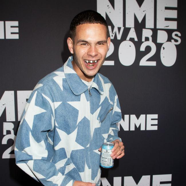 Slowthai causes a scene at NME Awards
