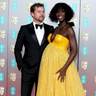 Jodie Turner-Smith: Joshua Jackson is the perfect 'life partner'