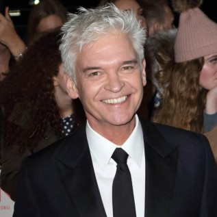 Phillip Schofield felt he 'could cry' after Brian Cox praised him for coming out