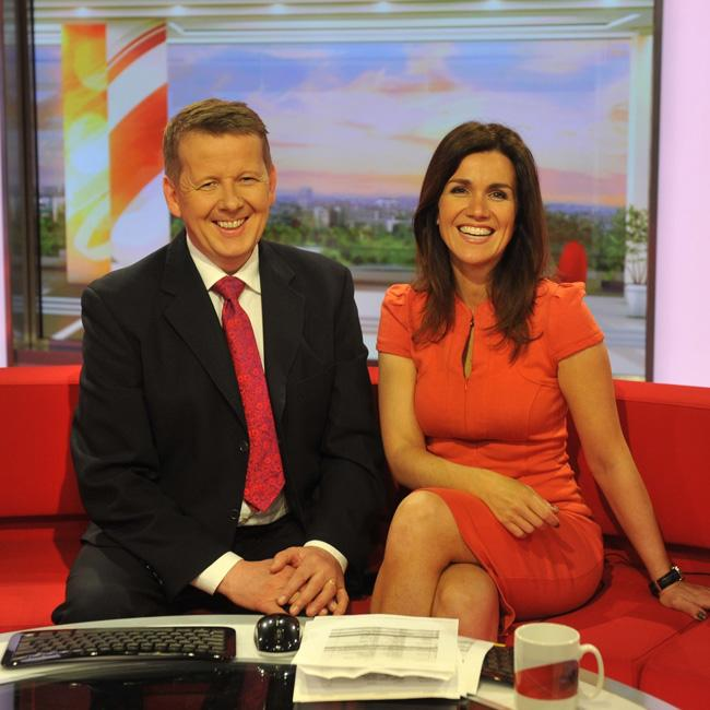 Bill Turnbull to guest co-host Good Morning Britain