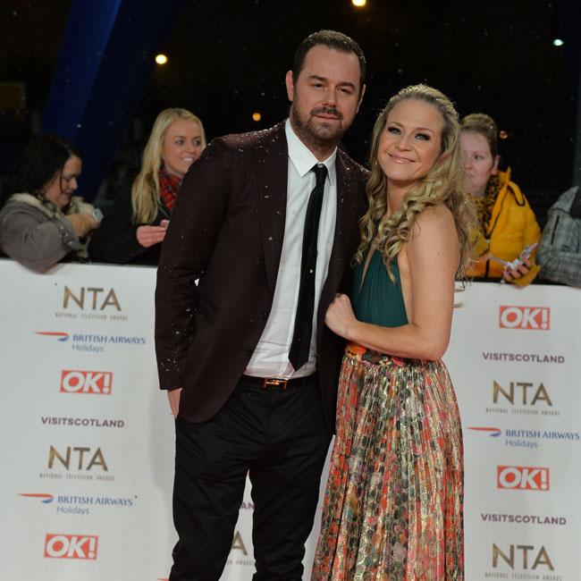 Danny Dyer gifted Kellie Bright his old TV
