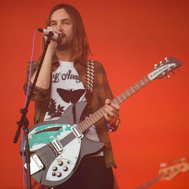 Kevin Parker taught to be confident by Lady Gaga
