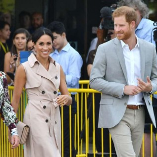 'Besotted' Prince Harry and Duchess Meghan