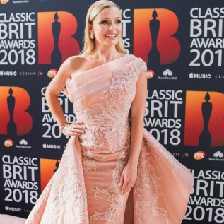 Katherine Jenkins says The Masked Singer costume was 'such a challenge'