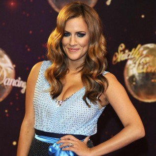 Caroline Flack remembered by Strictly Come Dancing