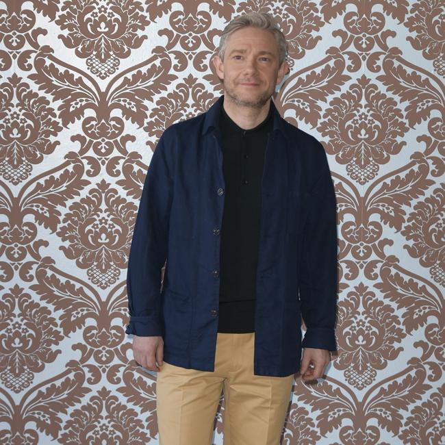 Martin Freeman starring in BBC drama The Responder