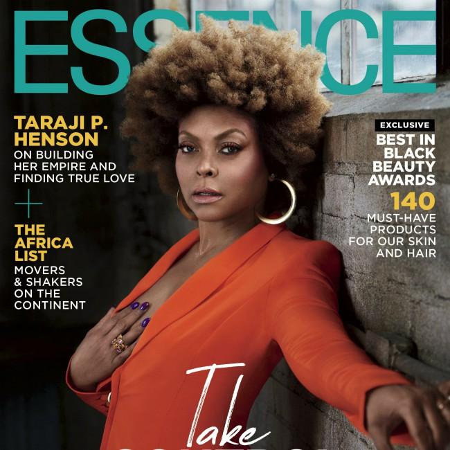 Taraji P. Henson: My life's purpose is helping people with their mental health