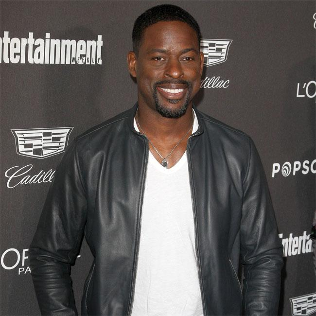 Sterling K Brown having online therapy