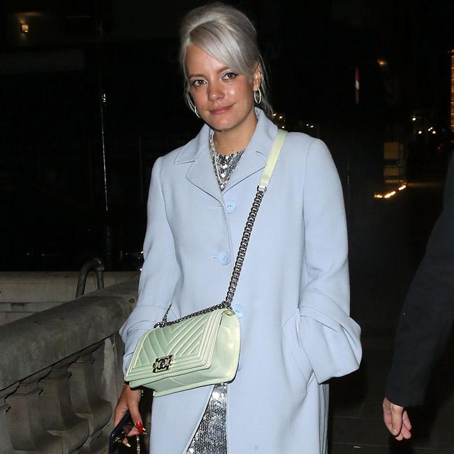 Lily Allen tempted to release new album during pandemic