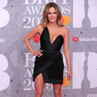 Johnnie Walker questions ITV's Caroline Flack 'support'